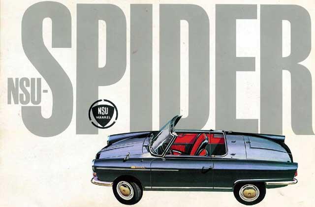 NSU Wankel Spider