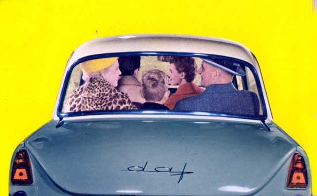Car full of people