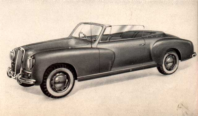Lancia car