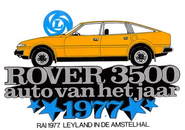 Rover Car of the Year