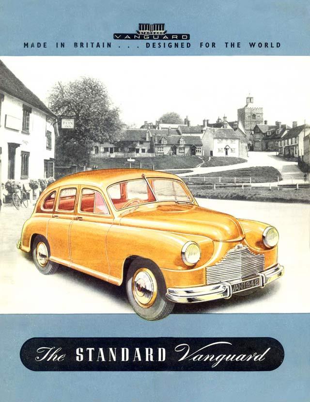 Standard Vanguard