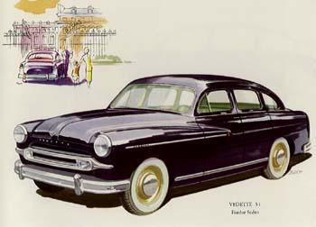 Ford Vedette brochure
