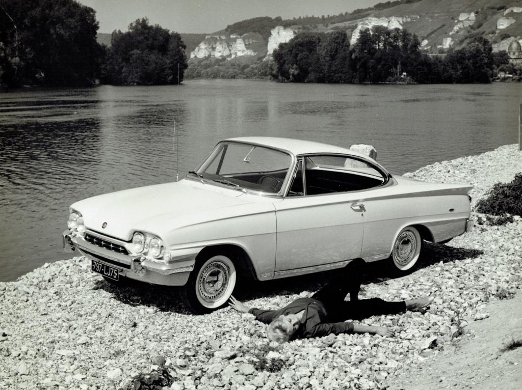 1962 Consul Capri