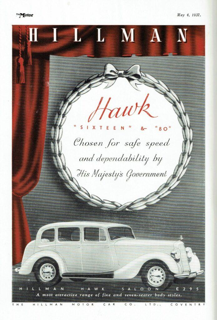 Hillman Hawk